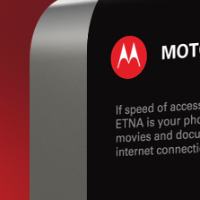 Motorola-package-design-concept